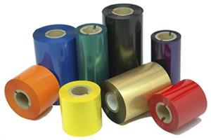 Fita ribbon para impressora argox