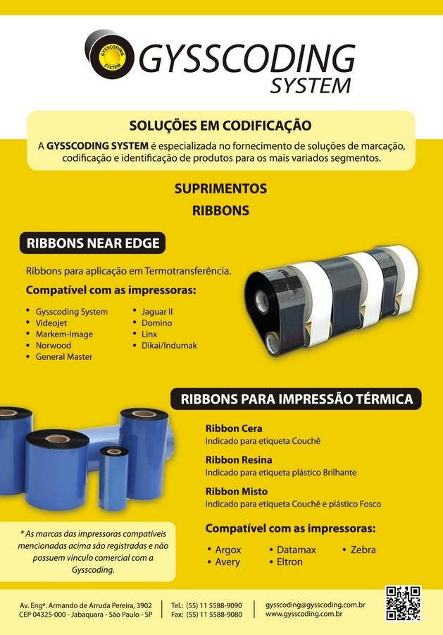 Ribbon de impressão