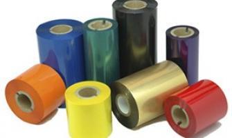 Fita impressora ribbon